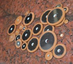 Saxaphone Pads